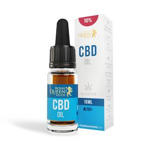 CBD-olie 10%