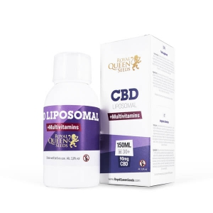 Liposomale Multivitamine Met CBD