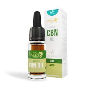 2,5% CBN & 2,5% CBD Olie