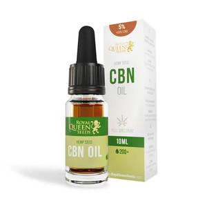 5% CBN & 2,5% CBD Olie