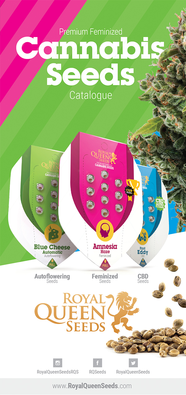 Cannabis Seed Catalogue