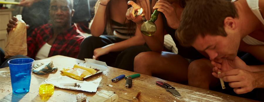 Cocaïne cannabis synergieën