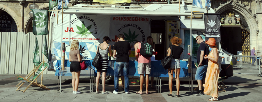Cannabis legalisatie Duitsland