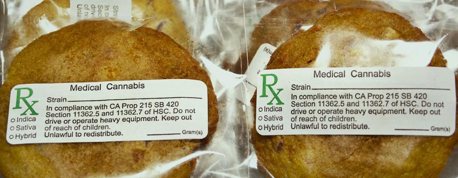 Cannabiskoekjes gereguleerd