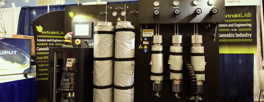 Extractie Machine
