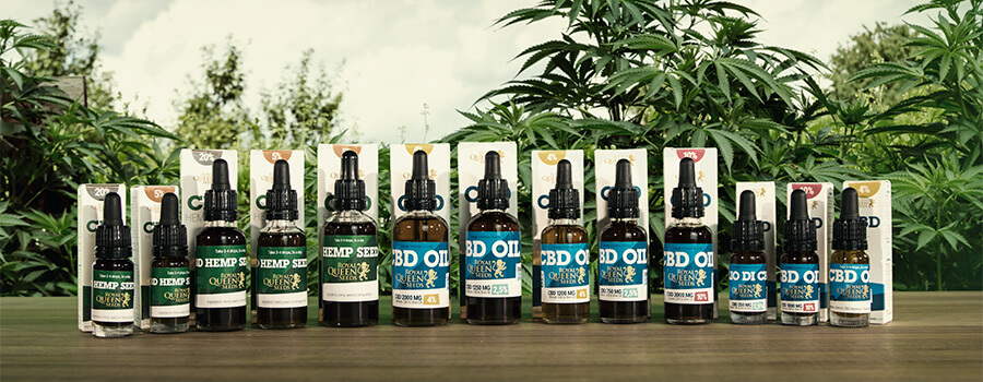 Hemp Seed and CBD Oil