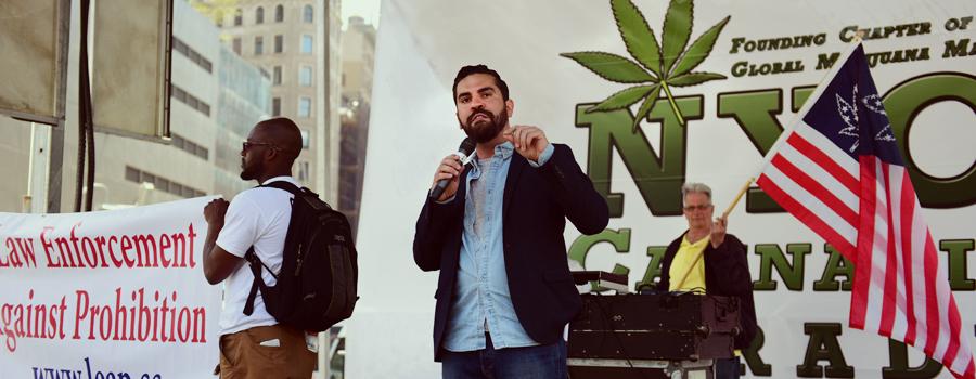 Cannabis di legalizzazione di New York