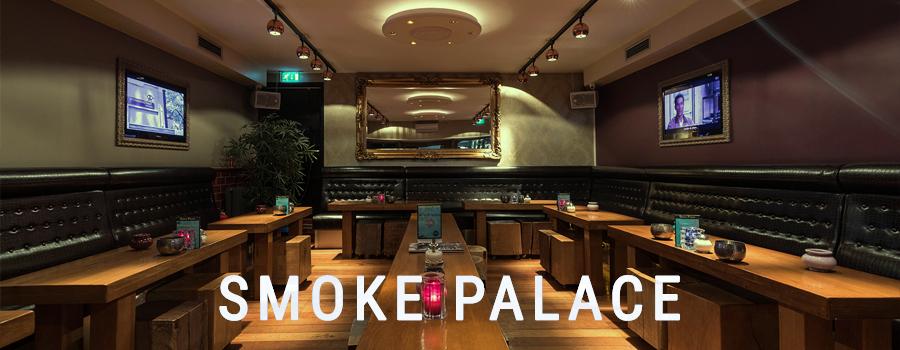 Smoke Palace coffeeshop Amsterdam