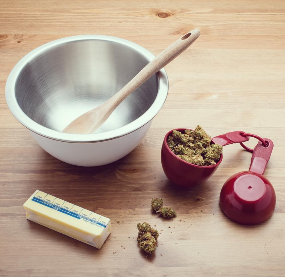 cannabis toegediend mayonaise gezonde marihuana eetwaren recept