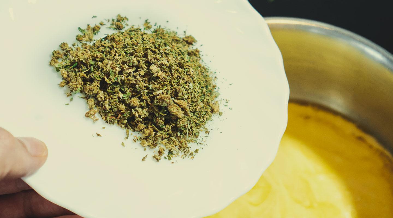 Ingrediënten Cannabis Boter Maken