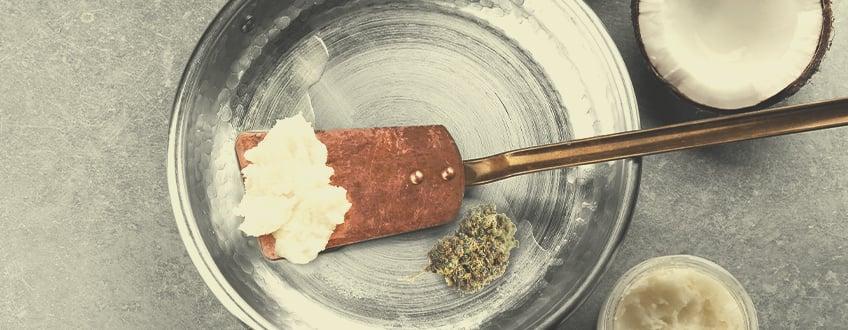 Zo Maak Je Cannabis-geïnfuseerde Kokosolie