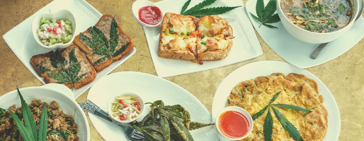 Hoelang duurt het voordat je het effect van THC-edibles voelt?