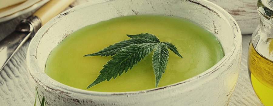 Hoe cannabiswafels te koken