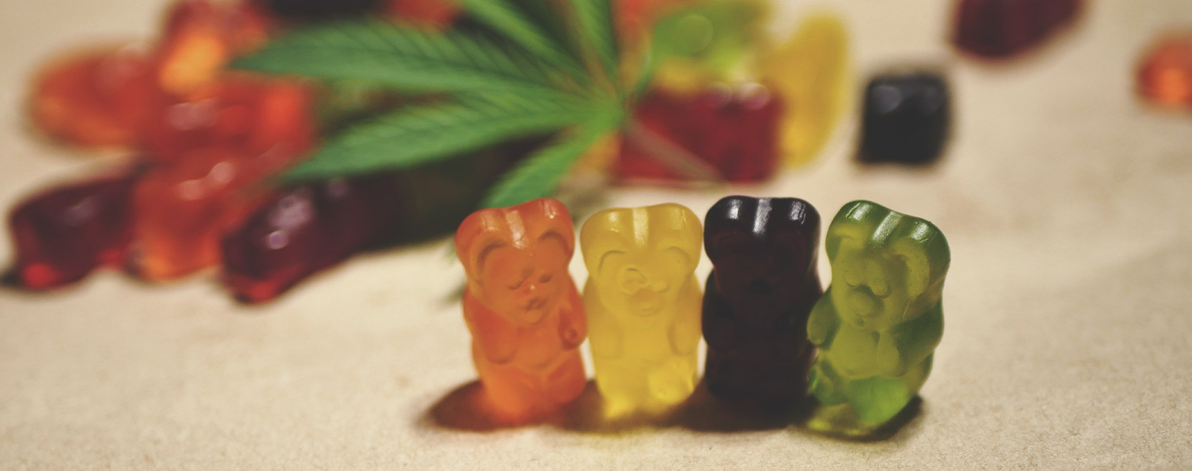 Wat zijn de slechte bijwerkingen van cannabisedibles?