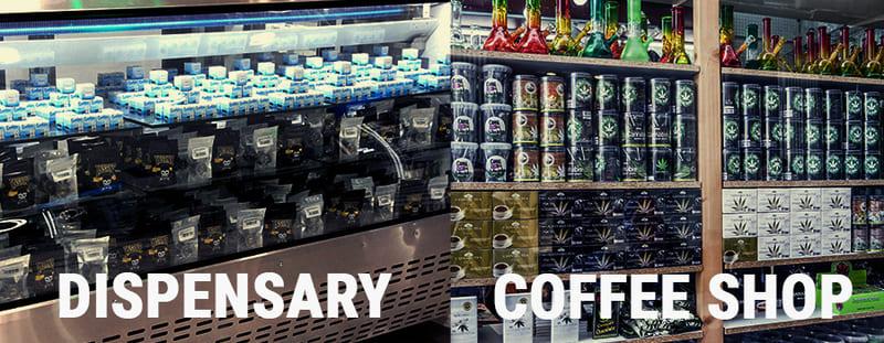 Coffeeshops En Dispensaria