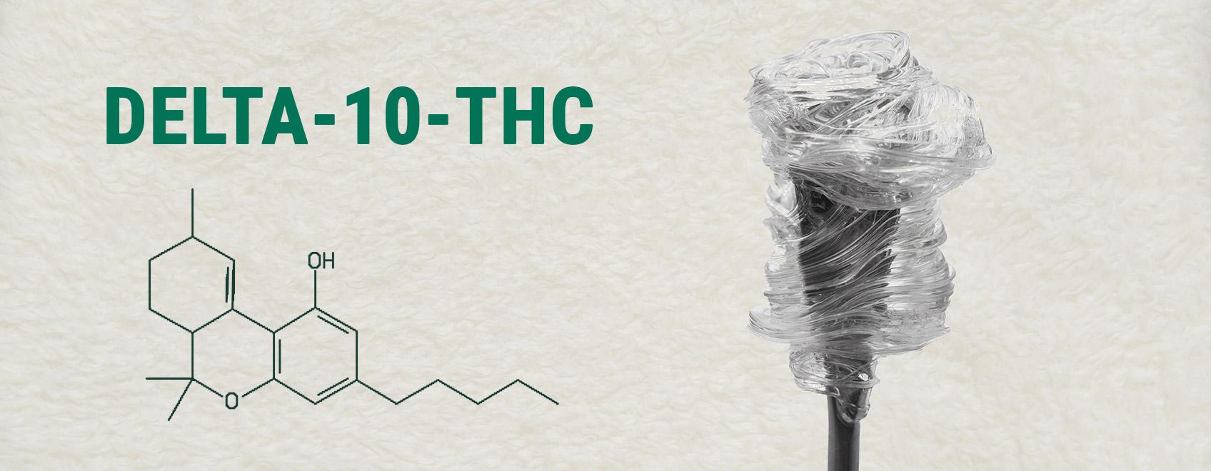 Wat is delta-10-THC?