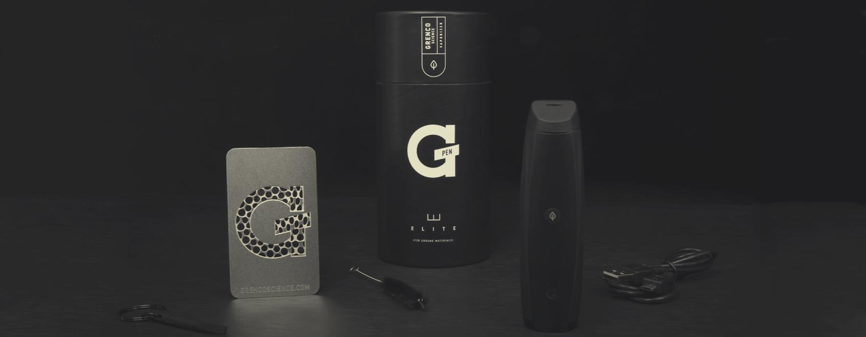 G Pen Elite vape review