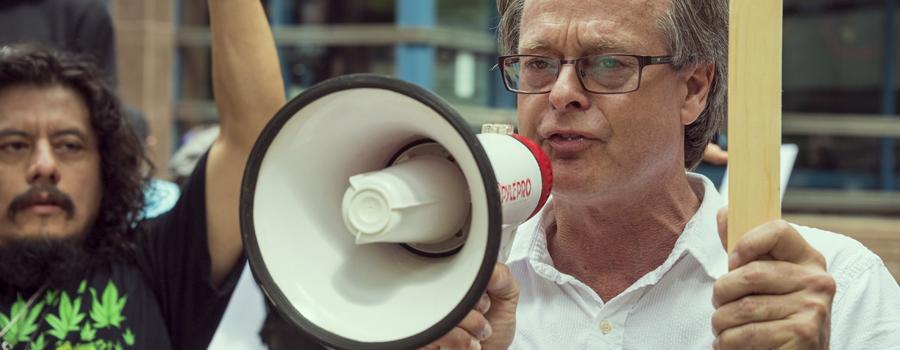 Norml activisme campagnes politiek cannabis