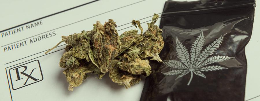 Medische Marijuana Angst