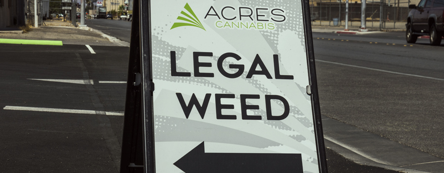 Juridische uitstapje cannabis Las Vegas