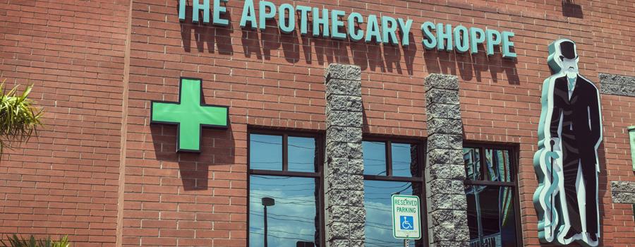 Nevada Apothekerswinkel