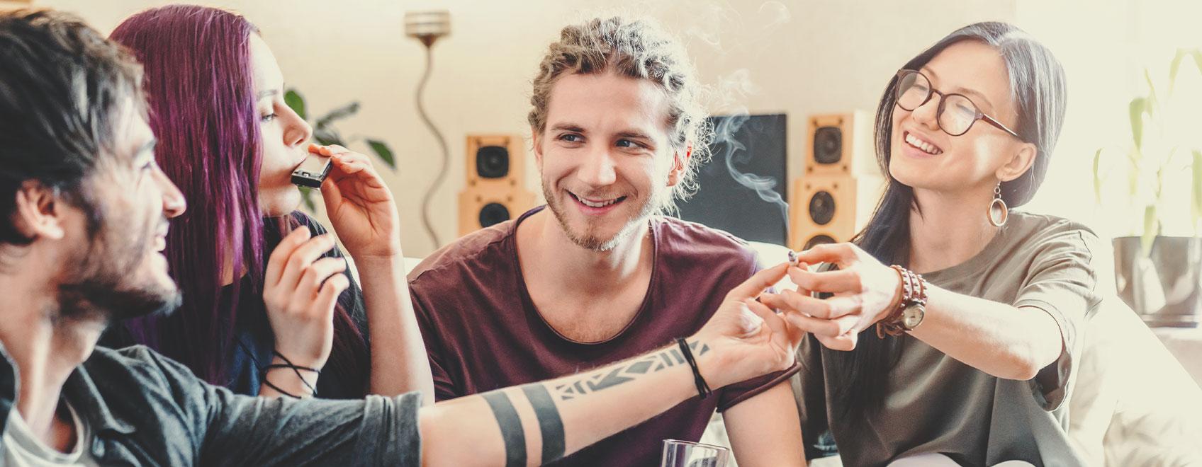 Wat veroorzaakt cannabisafhankelijkheid?