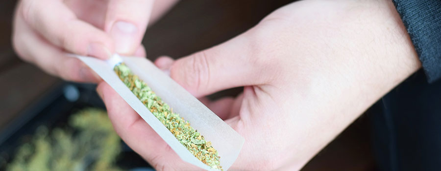 Cannabis joint