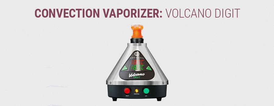 CONVECTION VAPORIZER