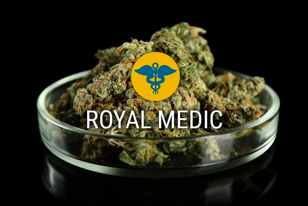 Royal Medic CBD cannabiszaad