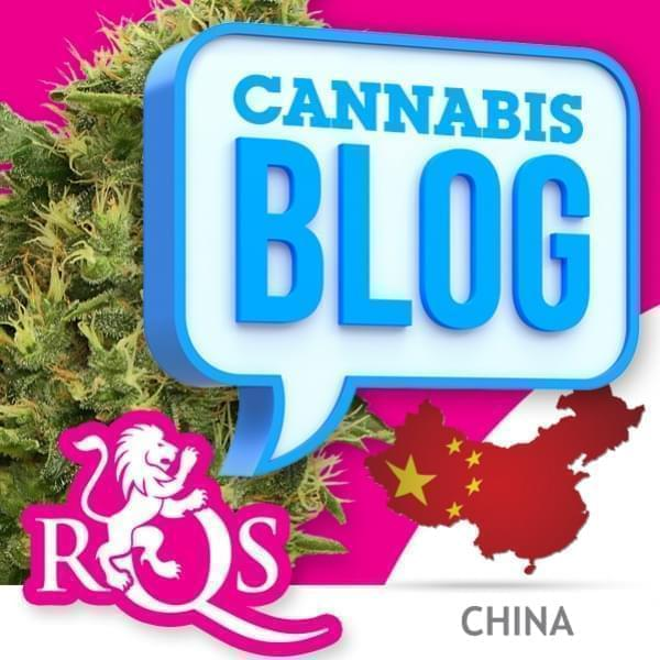 Cannabis in China