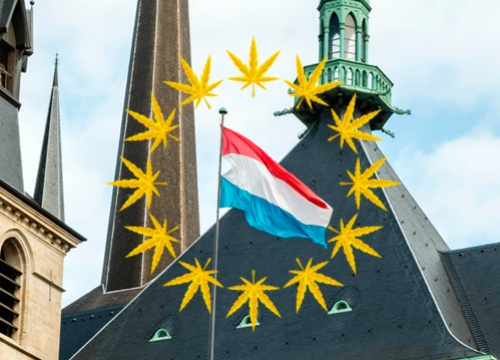 Luxemburg Staat Medicinale Cannabis Toe