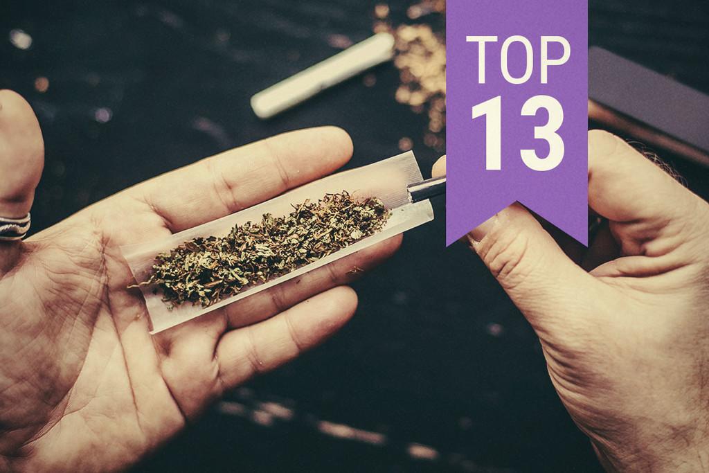 Top 10 Vervangers Voor Tabak In Spliffs Rqs Blog