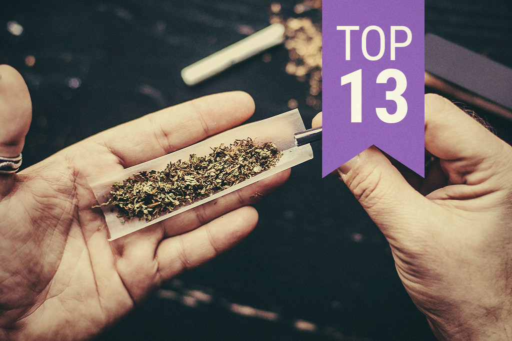 Top 10 Vervangers Voor Tabak In Spliffs