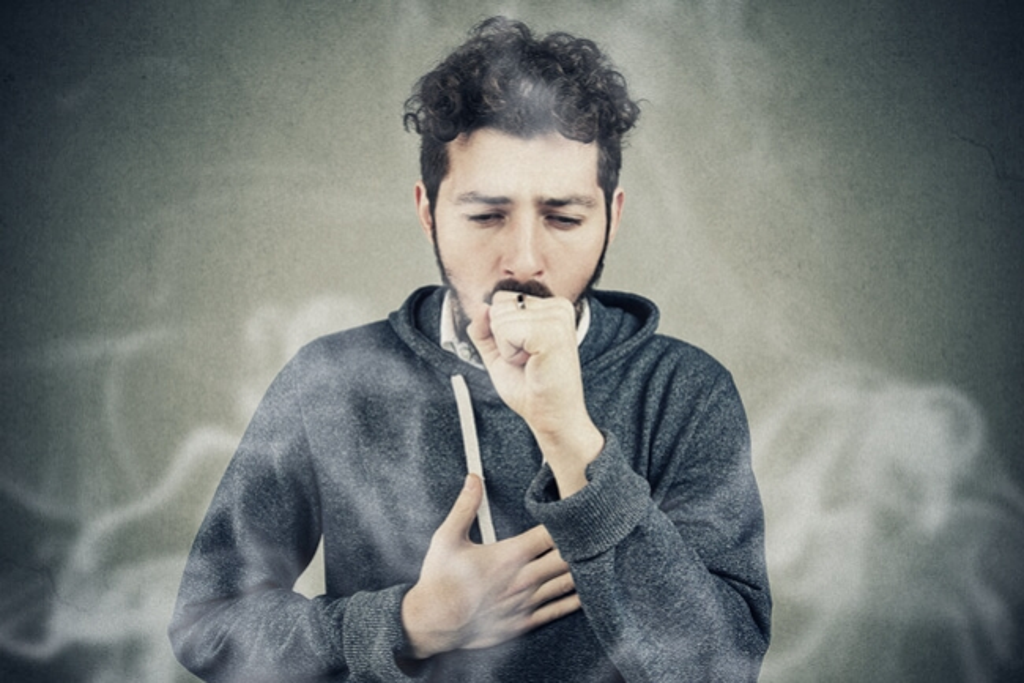 Hoe Verlicht Je Keelpijn Na Het Roken Van Cannabis Rqs Blog