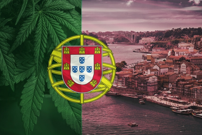 Portugal Richting Legalisering Van Medicinale Cannabis